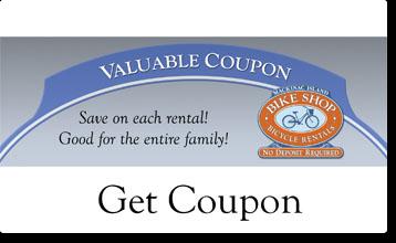 Mackinac island discount coupons